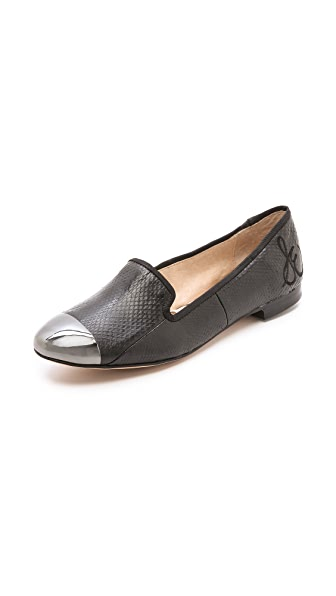 Sam Edelman Aster Cap Toe Loafers