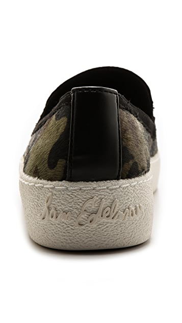 Sam Edelman Becker Haircalf Sneakers