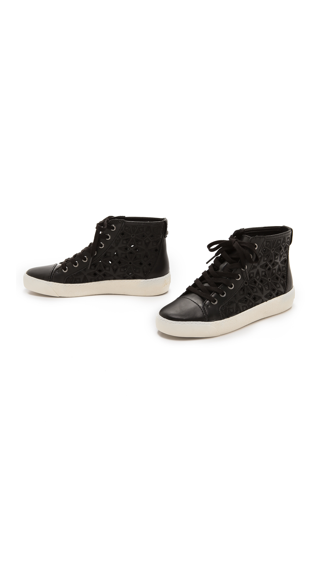 49000216c67a Sam Edelman Branson Perforated Sneakers