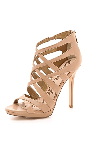 Sam Edelman Erin Crisscross Sandals
