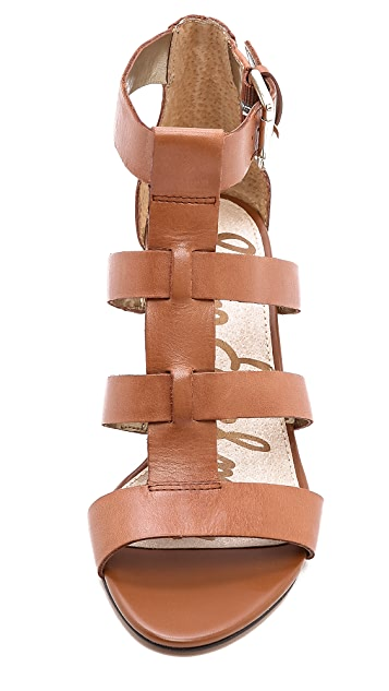Sam Edelman Sabrina Cutout Wedges