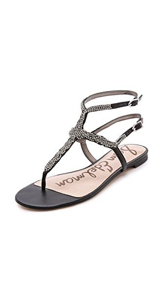Sam Edelman Nahara Jeweled Sandals