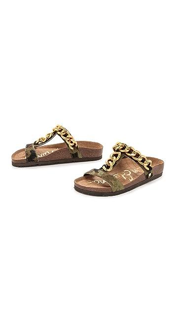 Sam Edelman Allyn Haircalf Sandals