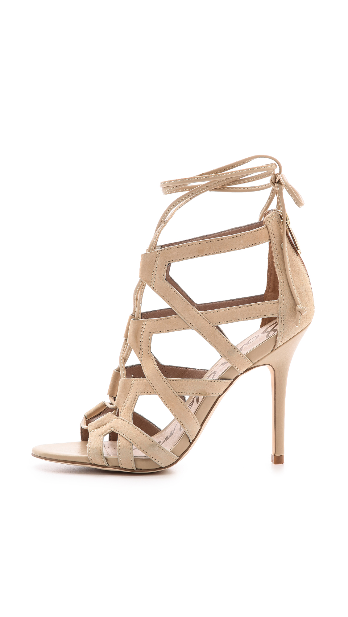 f4b1263b26961 Sam Edelman Almira Lace Up Sandals