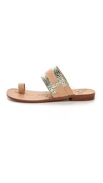 Sam Edelman Carnie Toe Ring Sandals