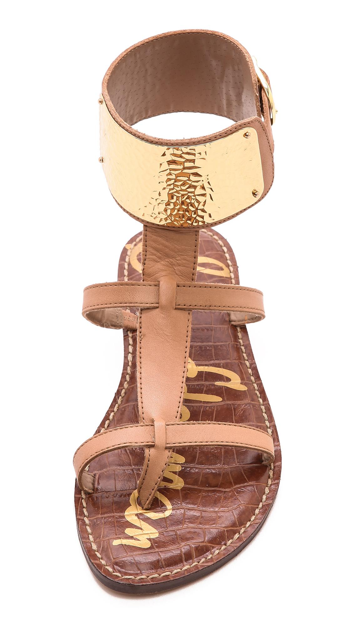 ac9d08cfa1ff Sam Edelman Genette Ankle Cuff Sandals