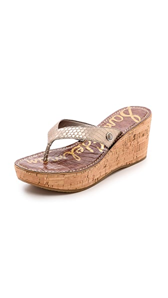 Sam Edelman Romy Wedge Sandals