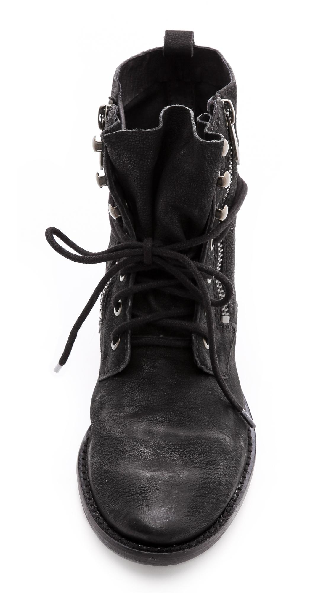 6c789999f2613 Sam Edelman Mackay Combat Booties