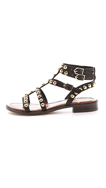 Sam Edelman Eavan Studded Gladiator Sandals