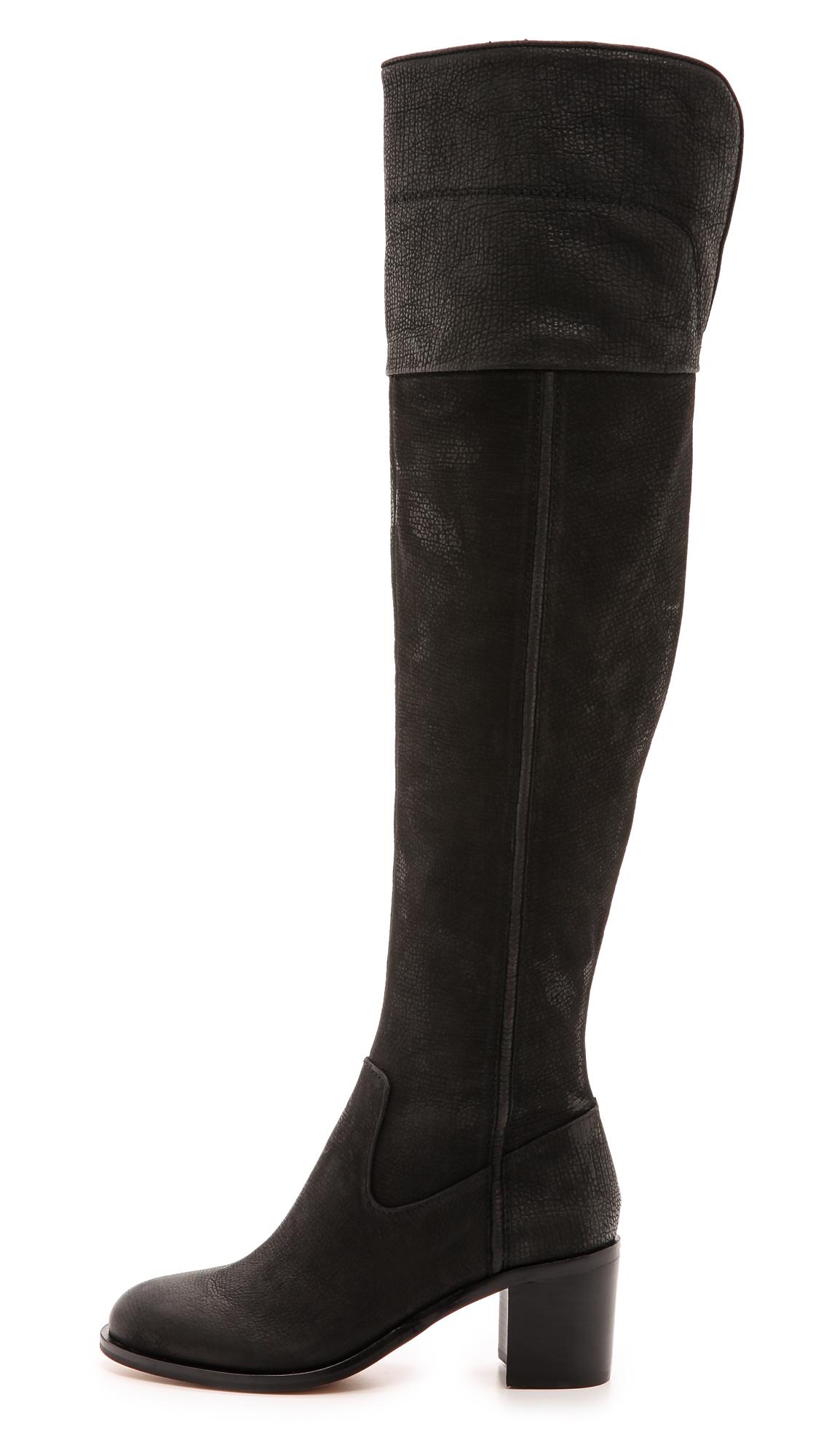71bb582a4c0 Sam Edelman Joplin Over the Knee Boots | SHOPBOP