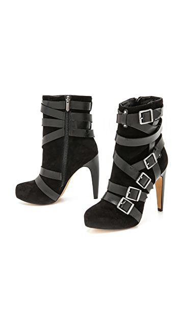 Sam Edelman Kenny Stiletto Booties
