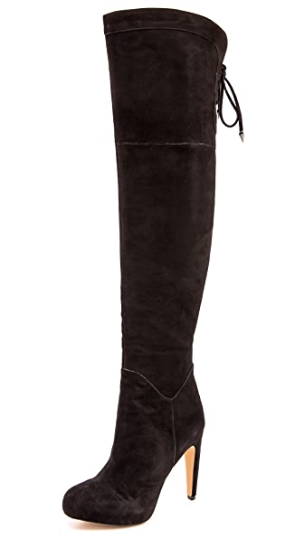Sam Edelman Kayla Suede Over the Knee Boots | SHOPBOP