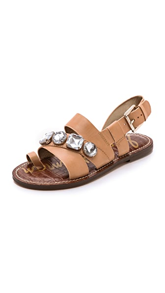 Sam Edelman Dailey Embellished Sandals