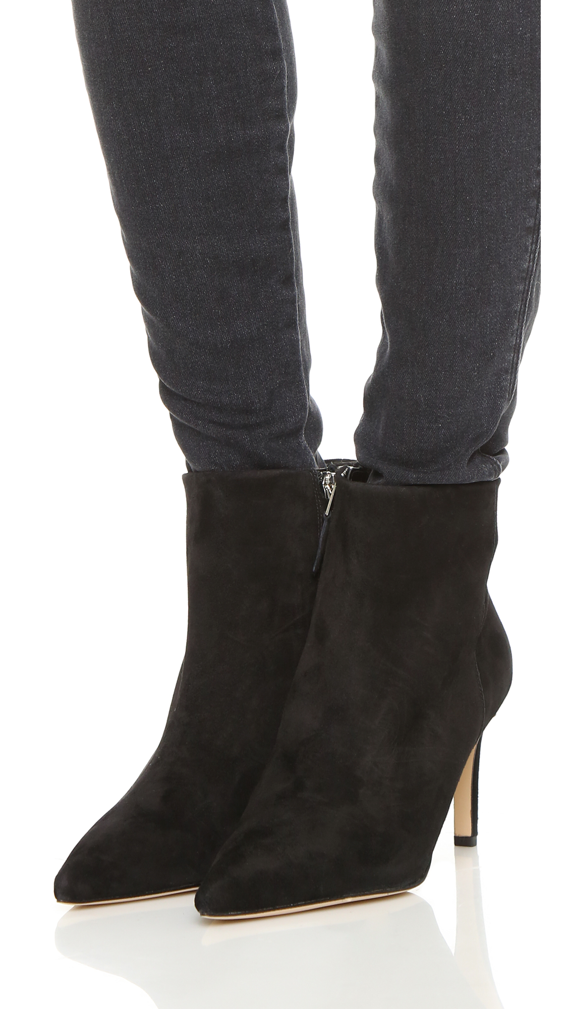 5b08fb6be96e86 Sam Edelman Karen Suede Booties
