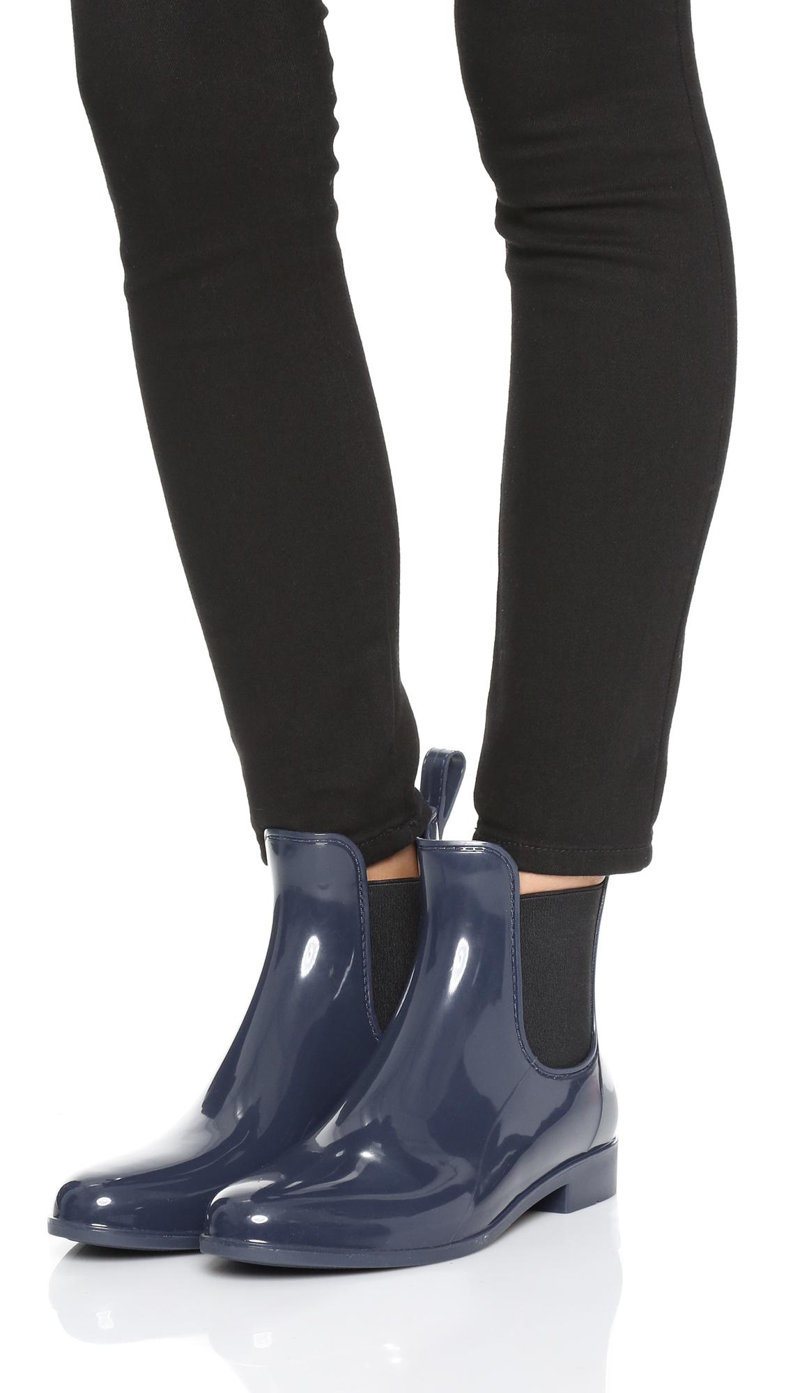 f8bb1ad3a Sam Edelman Tinsley Chelsea Rain Boots