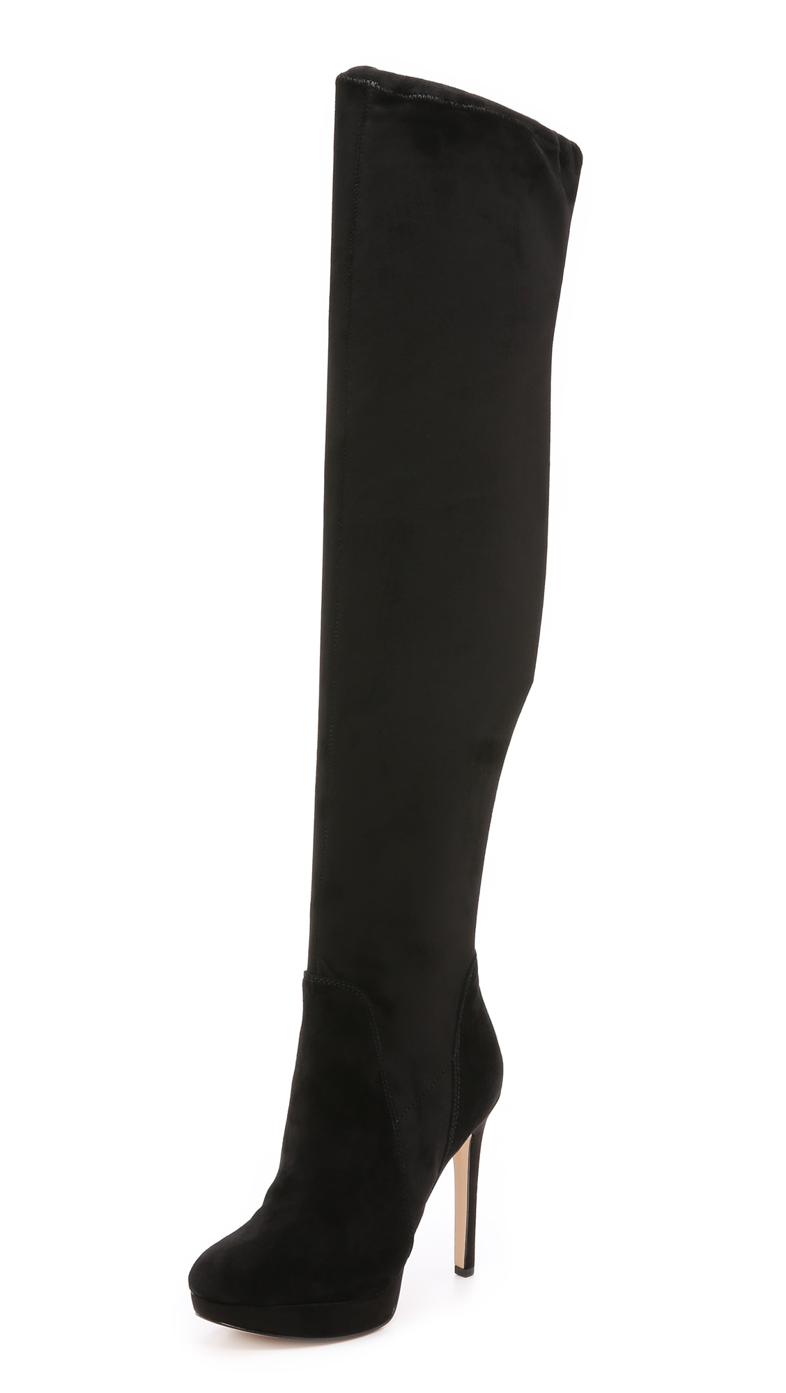 Sam Edelman Amber Stretch Over the Knee Boots | SHOPBOP