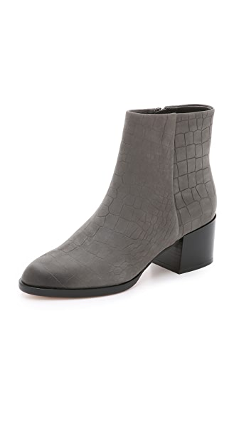 Sam Edelman Joey Booties - Steel Grey