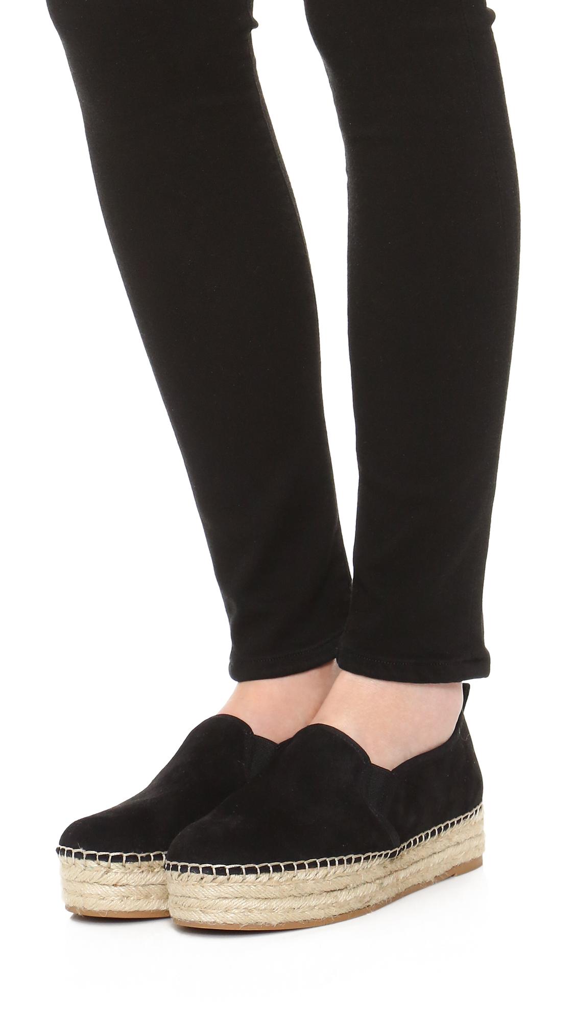 Carrin Platform Espadrille Slip-On Sneaker