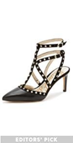 Ocie Studded Pumps                Sam Edelman