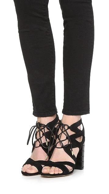 Sam Edelman Yardley Lace Up Sandals
