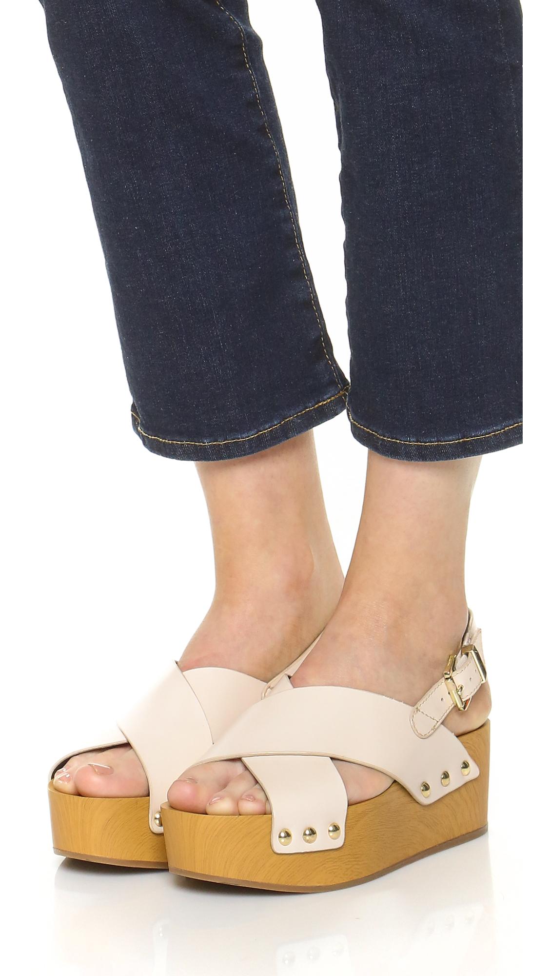 7343ef11b21 Sam Edelman Bentlee Flatform Sandals