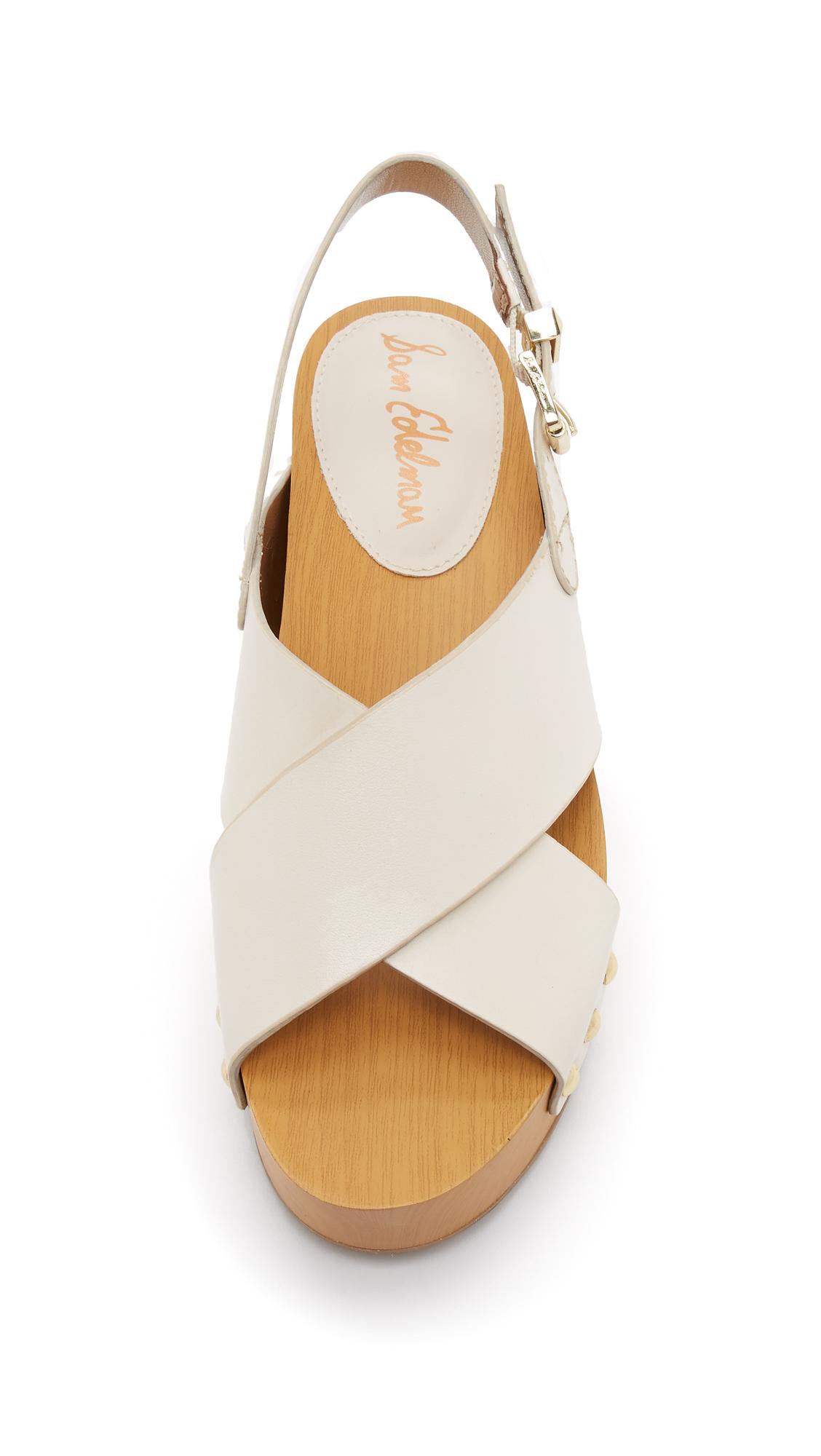 aae66657b Sam Edelman Bentlee Flatform Sandals