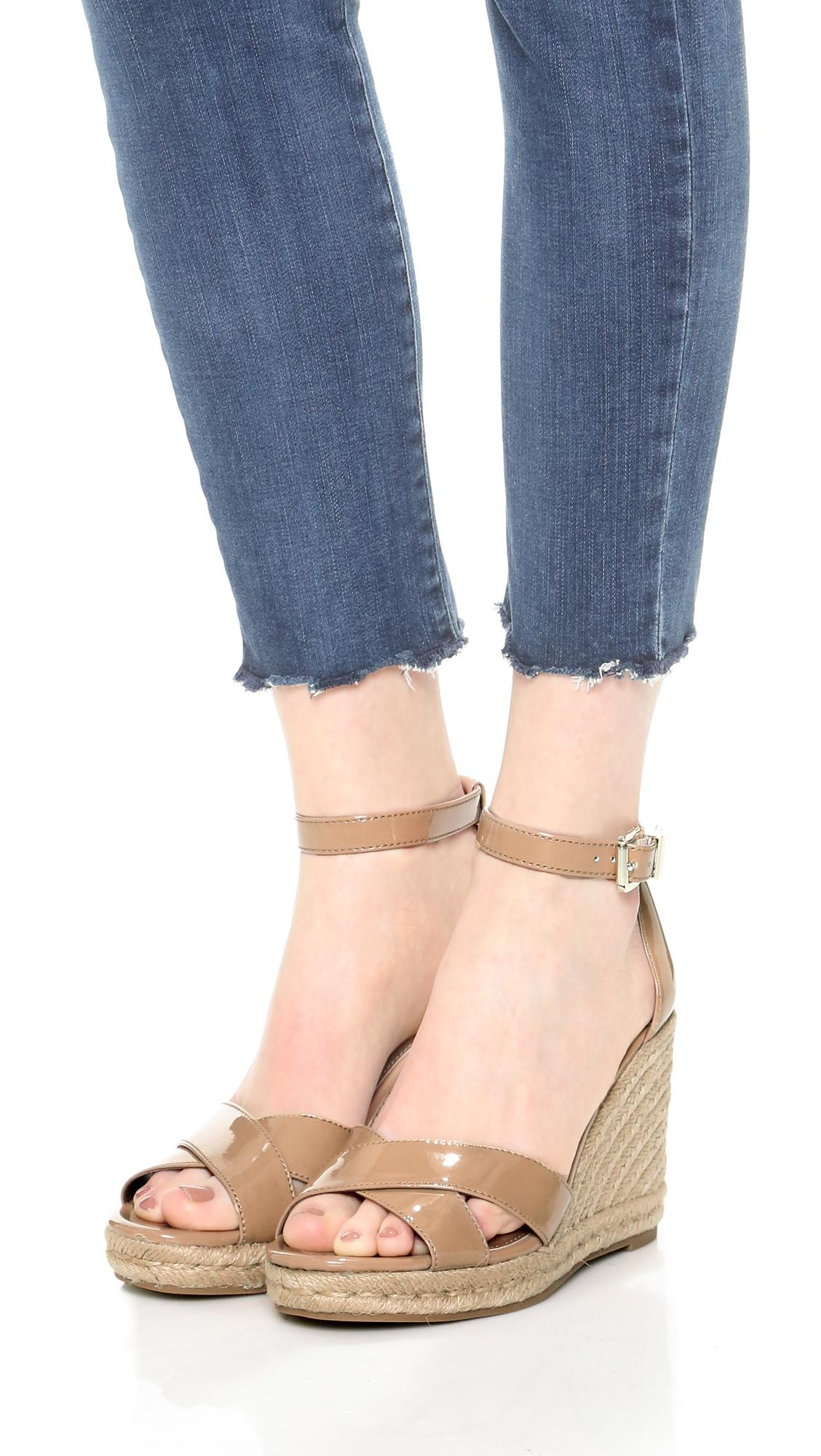 57e3a40e95b Sam Edelman Brenda Espadrille Wedge Sandals | SHOPBOP
