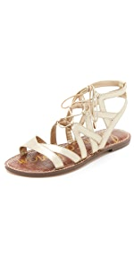 Gemma Gladiator Sandals                Sam Edelman