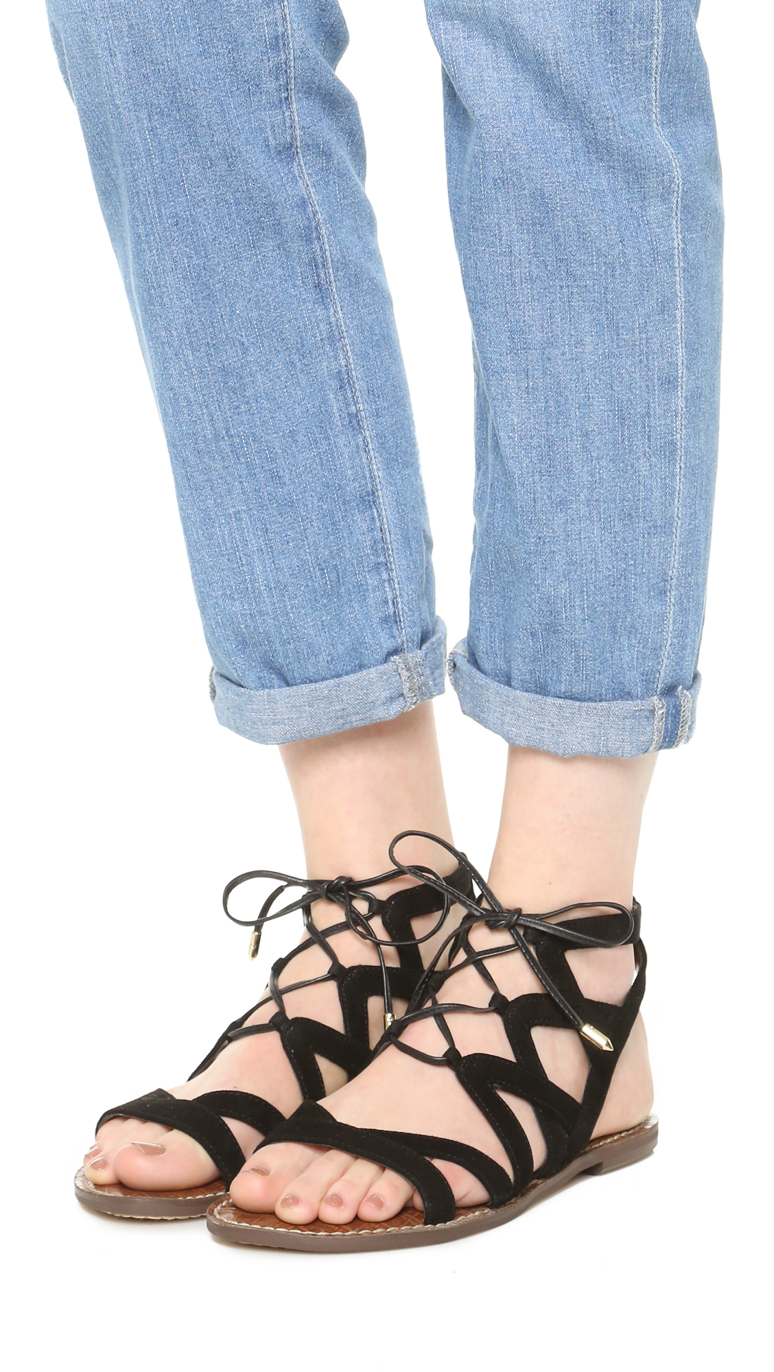 07c0cdeb62d3 Sam Edelman Gemma Gladiator Sandals