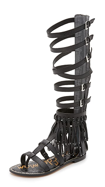 Sam Edelman Gardenia Tall Gladiator Sandals