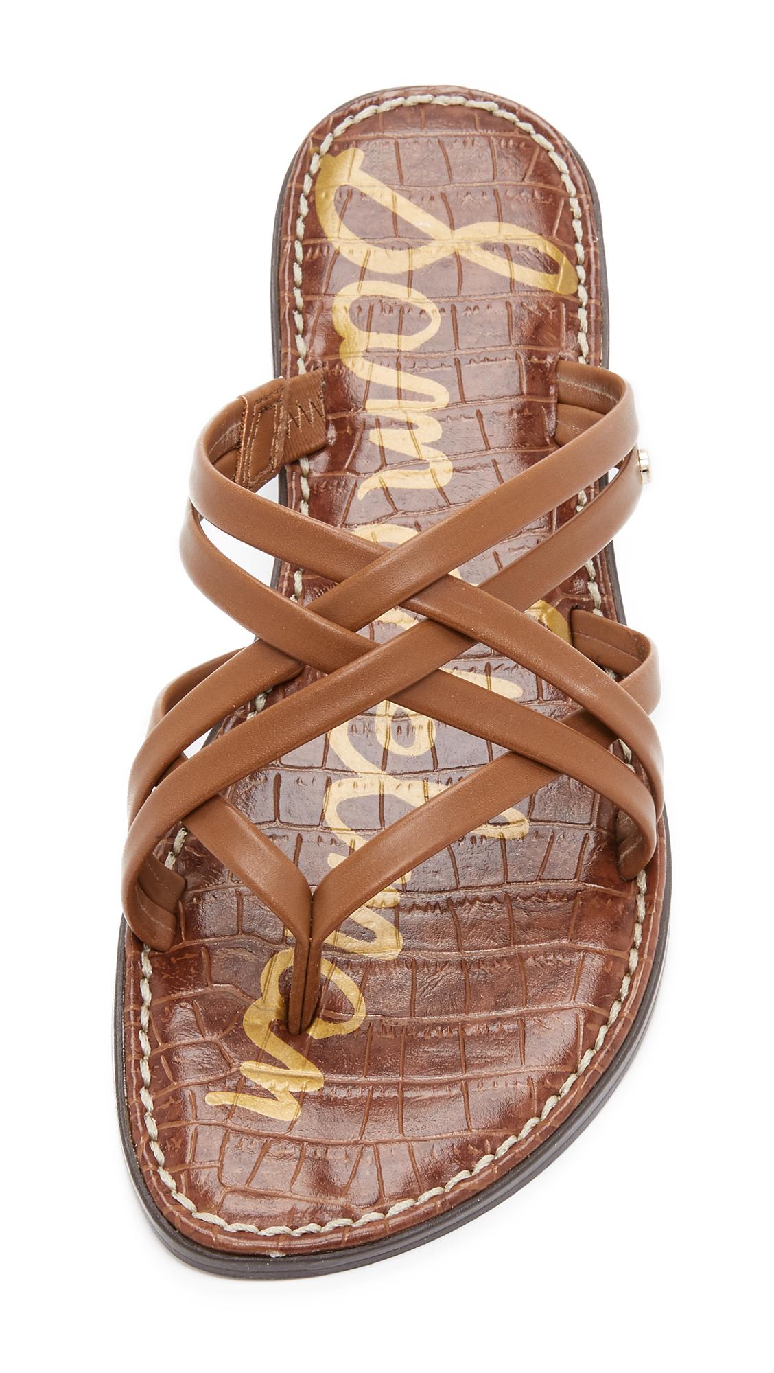 1741d919a Sam Edelman Georgette Flat Sandals