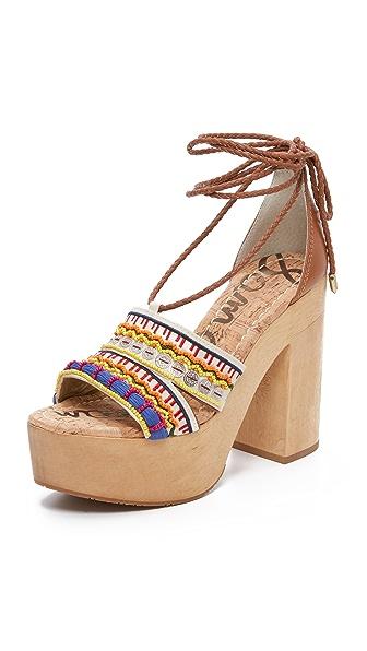 Sam Edelman Mel Platform Sandals