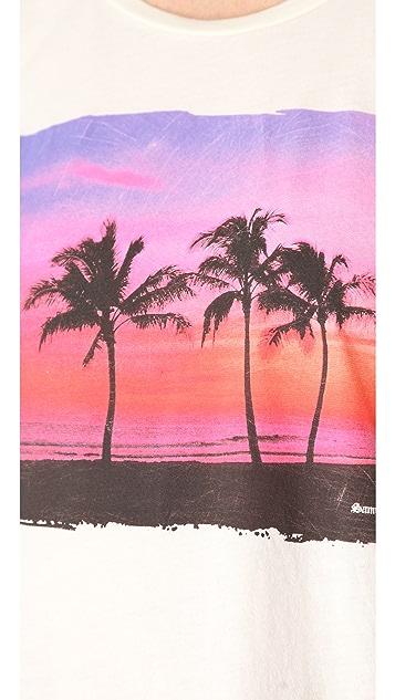 Samudra Three Cocos Tee