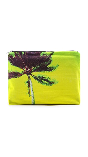 Samudra Electric Beach Electric Coco Pouch