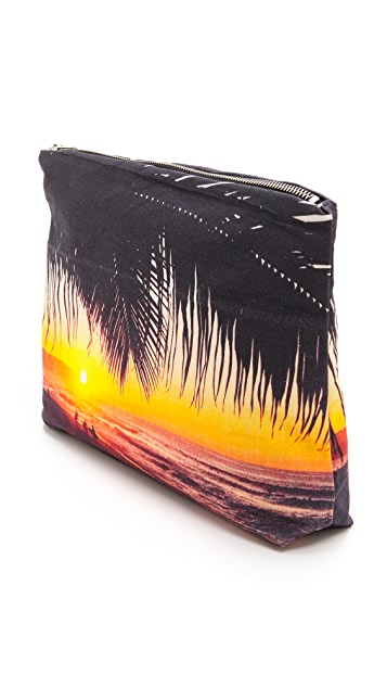 Samudra Surfer Palm Pouch