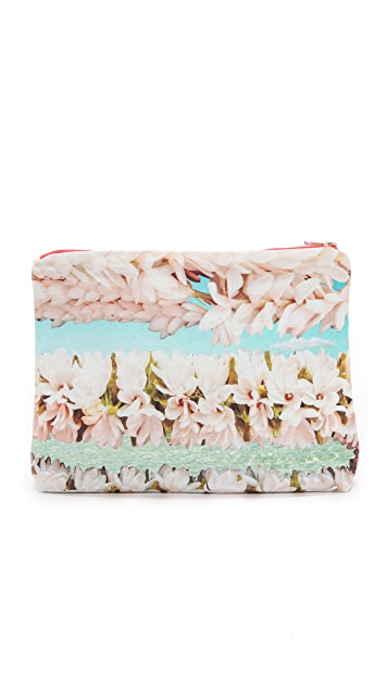 Samudra Floating Tiares Clutch