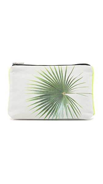 Samudra Baby Palm Pouch - Fan Palm