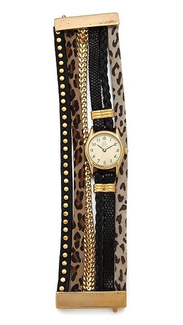 Sara Designs Leo Magnetic Watch