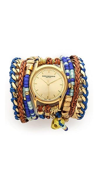 Sara Designs Maasi Native Watch