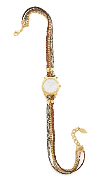 Sara Designs Classic Wrap Watch