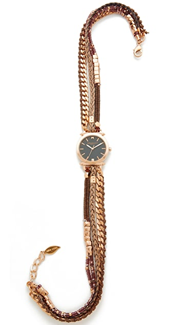 Sara Designs Maasai Wrap Watch