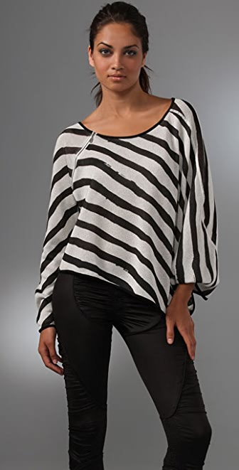 sass & bide Turn It Up Top