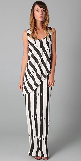 sass & bide The Little Detail Striped Dress