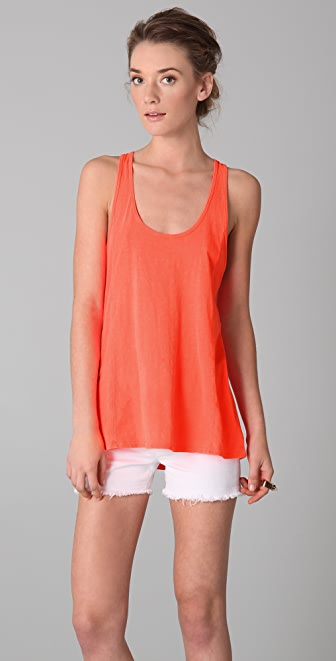 sass & bide The Innocent One Racer Back Tank