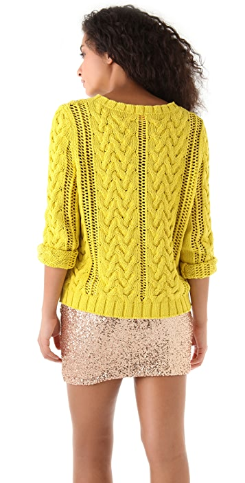 sass & bide The Driving Seat Sweater