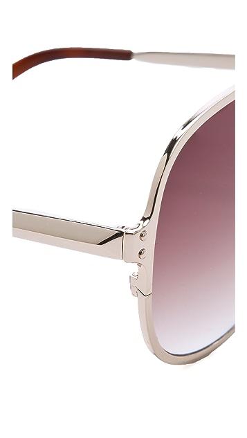 sass & bide Santelmo Sunglasses