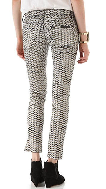 sass & bide Super Base Metallic Jeans