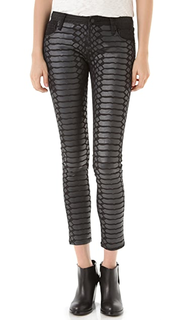 sass & bide Last Stand Cropped Jeans