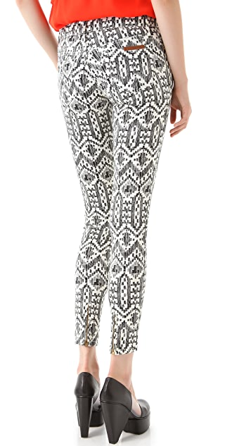 sass & bide Roll Over Ikat Jeans