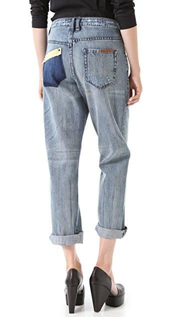 sass & bide 3rd Person Boyfriend Jeans